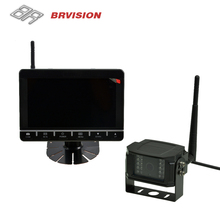 wireless reverse camera system for truck