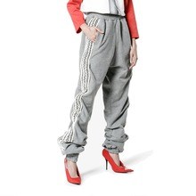 Oversized Cotton women Sweat pants
