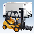 1:8 remote control fork lift engineering truck