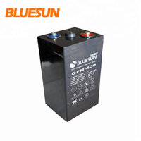 Bluesun Deep Cycle GEL 2v 400ah Battery for Solar Power Storage