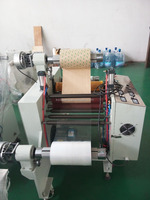 automatic slitting film half cut machine