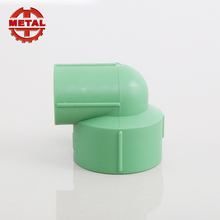 china manuufacturer new product green white grey color ppr pipe and fitting