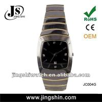 JC004G 2011 Top Brand Ceramic Mens Watch