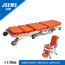EMS-D206 Automatic Loading Ambulance Chair Stretcher