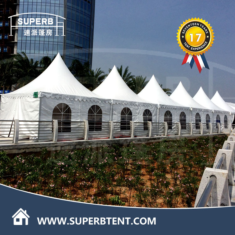 UV Resistant High Quantity ghana marquee tent