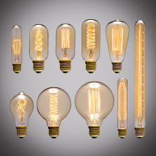 Wholesale tubular vintage giant edison decorative lamp bulb