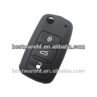 for VW 3 button remote control casing / remote shell / key case