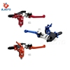"Universal CNC Aluminum Adjustable Forged Brake Clutch Lever For Most ""Cable Clucth""Off-road/Dirt Bikes/MX/Enduro Motorcycle"