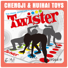 2016 new item children educational toy twister game