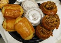 Wholesale, Chocolate, Cinn-Stiky-bun Croissant, croissants, bagels, muffin, danish, donuts, cakes, breads, scones, bars, cookies