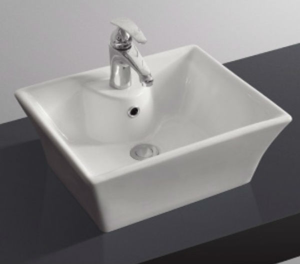 popular ceramic art basin