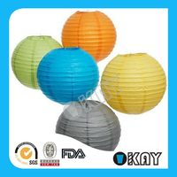 New Design New Coming Paper Lantern Accordion
