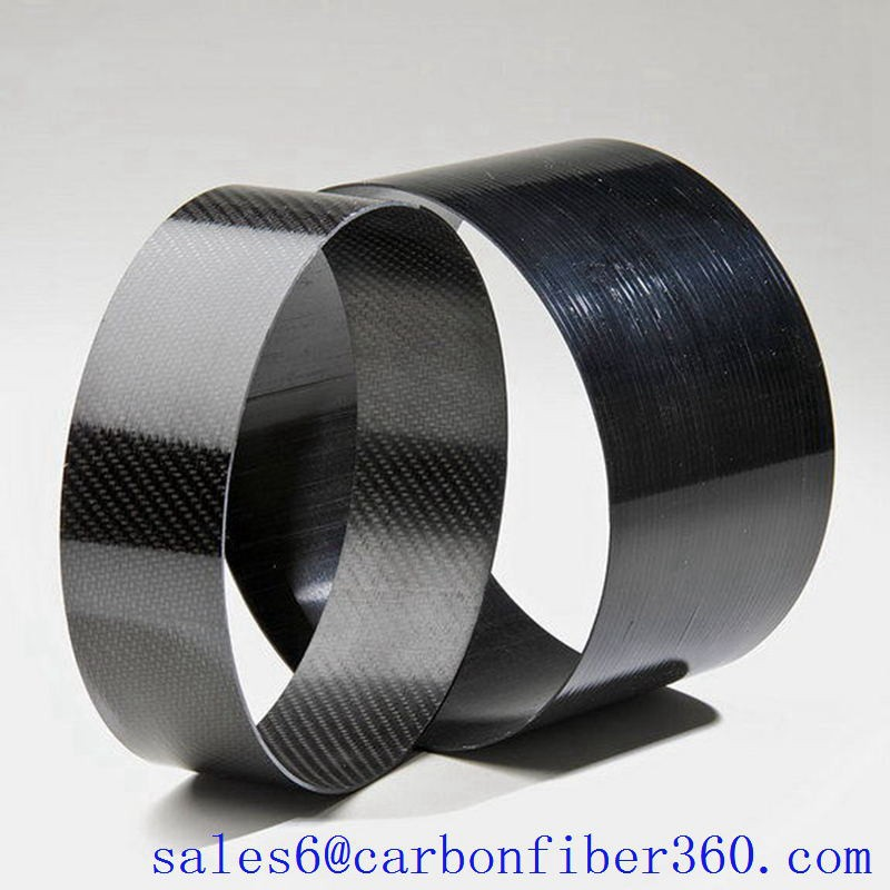Large diameter carbon fiber tube, 300mm extrusion forming carbon fiber tube