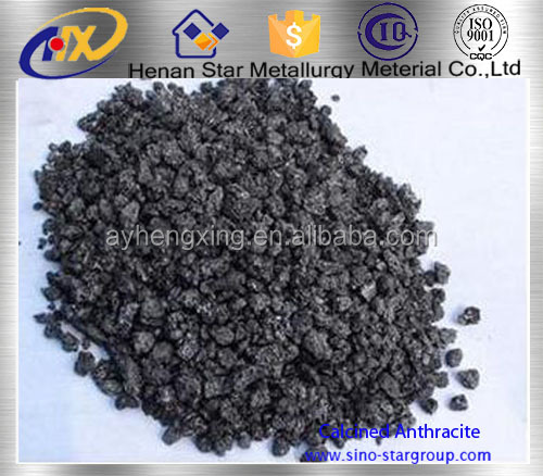 China Supply High Carbon Calcined Anthracite Coal