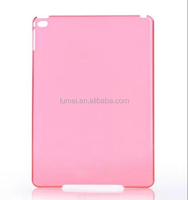 Crystal TPU Shock Proof Back Protect Case For Apple Ipad Air 2