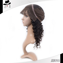New fashion shed free doll hair wigs afro,kbl machine made jewish wig kosher wigs european hair