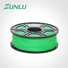 china factory pla 1.75 mm hdpe filament for FDM 3d printer