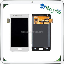 Best price high quality for samsung galaxy s2 i9100 lcd screen assembly digitizer