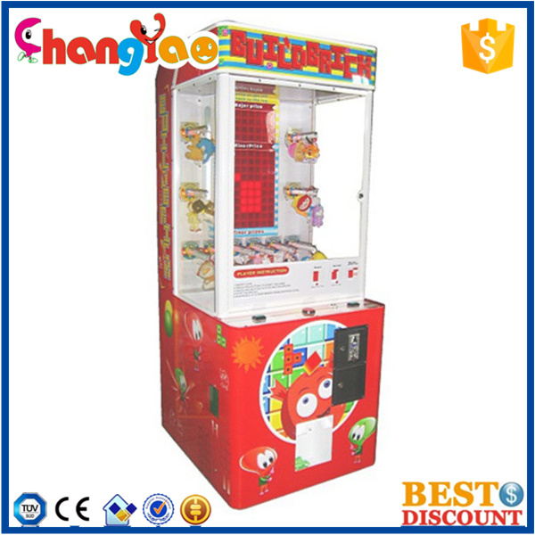 Build Brick New Developed Lottery Game Machine