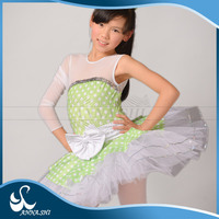 New Products Newest Design Alibaba china Soft Feel kid ballet dress