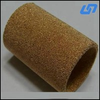 sintered bronze silencer