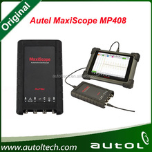 Original Autel MaxiScope MP408 Update Online Car Diagnostic Tool Oscilloscope Works with MaxiSys Pro Tool