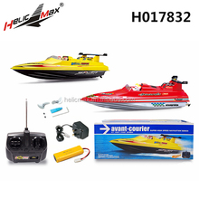 Powerful High Speed Motor 77cm Large Boat RC Pioneer Remote Control Airships