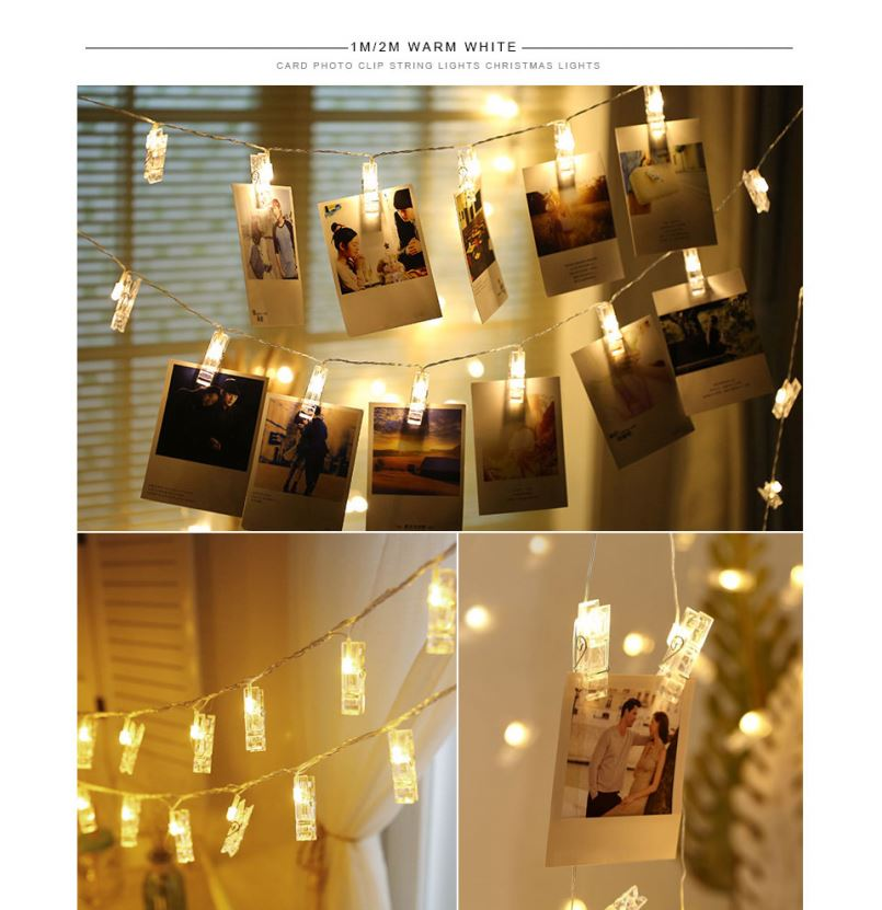 Wholesale christmas clip lights - Online Buy Best christmas clip ...