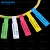 SINMARK Color series White a4 size blank label sticker