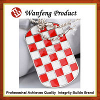 2015 professional new design pet tags custom dog tags for people