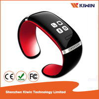 Bluetooth Smart Bracelet Wrist watch OLED Digital watch MP3 Pedometer for iPhone and Android phone