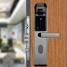 High Quality Fingerprint Door Lock Password Smart Door Lock for Apartment