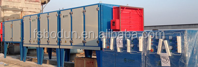 Stable Performance Electrostatic Precipitator for Industry Smog Filter