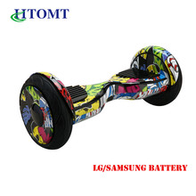 2 Wheel Smart Balance Electric Scooter/ Hoverboard Motorized Skateboard Standing Skate/ motorized snow scooter