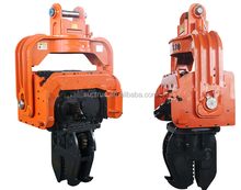 20ton excavator mounted used electric vibro hammer