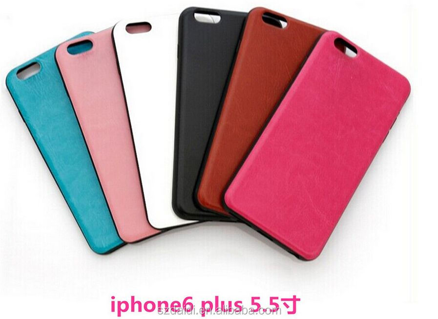 2015 new leather mobile phone case for iphone6, cell phone case for iphone6plus