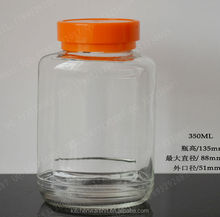 2014 haonai geliable glass products,twist off cap glass jar
