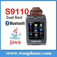 New 1.8inch Touch Screen Wrist Watch Mobile Phone S9110