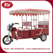 electric tricycle 3 wheel 3 seats