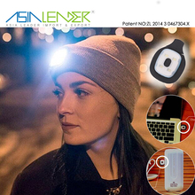 Premium Quality LED Light Beanie Hat - Long Lasting Battery - Unisex Hat With LED Light