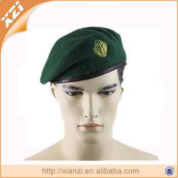 Advanced soldiers military beret hat
