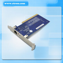 Hot sale! TE110P T1 E1 J1 Asterisk digital PCI Card