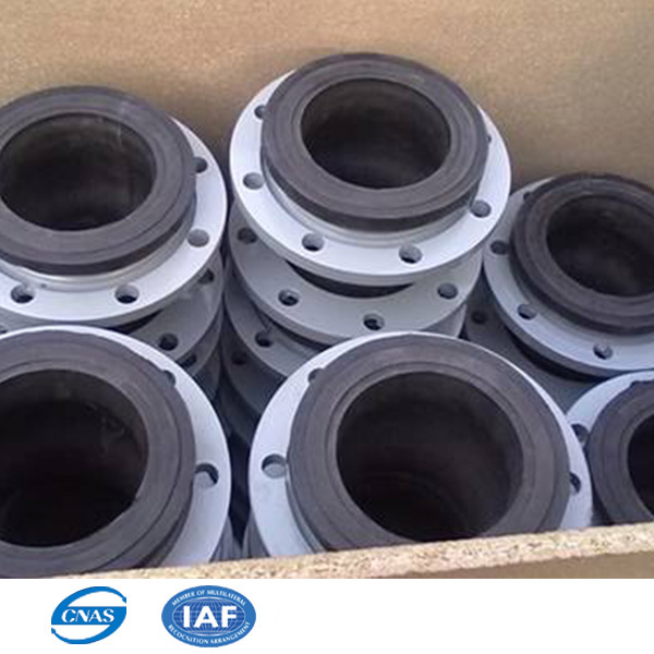 EPDM flexible rubber expansion joint for pipe