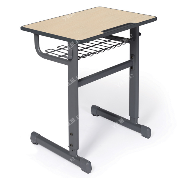 YQL double middle student class desk chair cheap study table