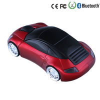 2.4G fashion design wireless car mouse optical active with USB connection
