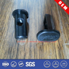 OEM 10mm Black Plastic Pipe End Plug For furniture