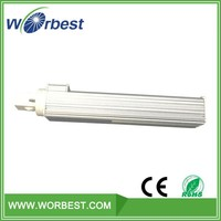12W Corn Bulb High Power for home Lamp 5050 LED Light Cool White 60 LED PL G24 1050LM AC85V-265V