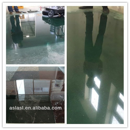ASL-RT1 Remote electrical polishing granite floor construction machine