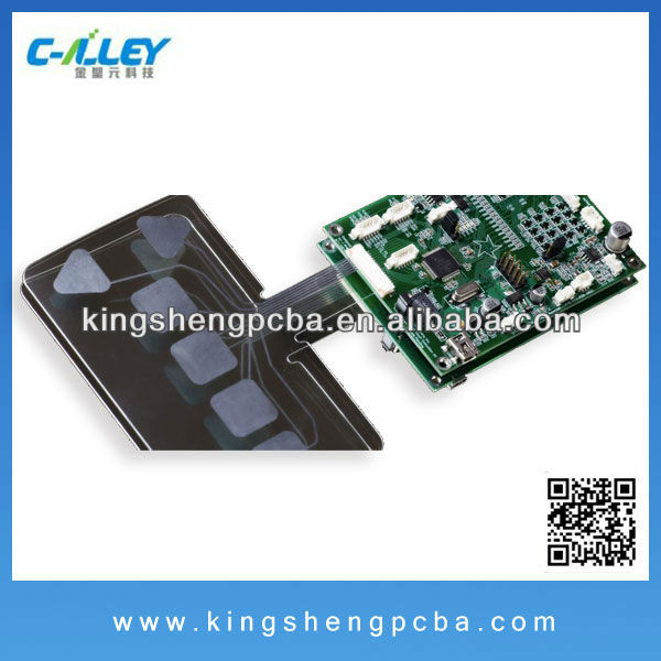 PCBA/PCB Assembly/PCB Layout/Prototype PCBA for Capacitive Touch-Screen Film