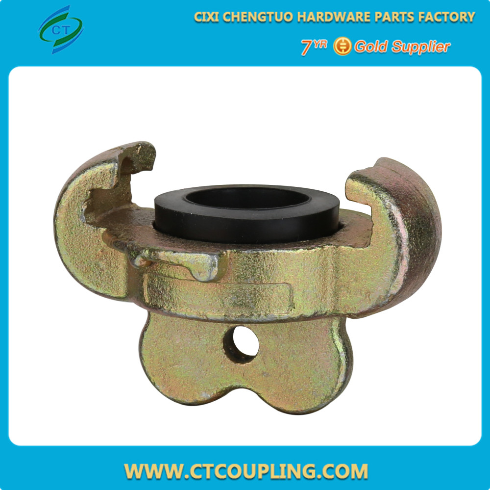 European Hose fitting Air Hose Coupling Blanked